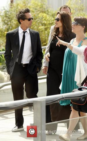 Brian Grazer and Angelina Jolie