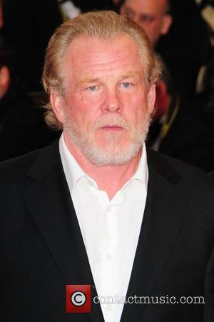 Actor Nick Nolte Escapes Fire At California Home