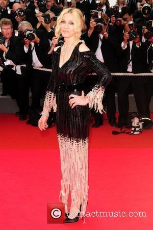 Madonna, Cannes Film Festival, 2008 Cannes Film Festival