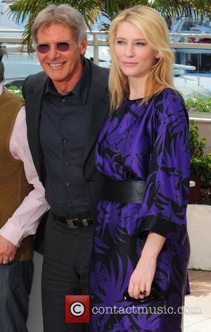 Cate Blanchett and Harison Ford The 2008 Cannes Film Festival - Day 5 'Indiana Jones 4' - Photocall  Cannes,...