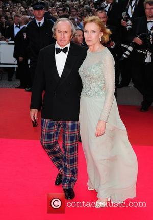 Jackie Stewart and Helen Stewart The 2008 Cannes Film Festival - Day 5 'Indiana Jones 4' - Premiere Cannes, France...