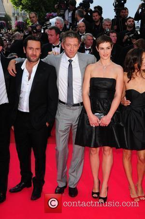 Vincent Cassel and Cecile De France The 2008 Cannes Film Festival - Day 5 'Indiana Jones 4' - Premiere Cannes,...