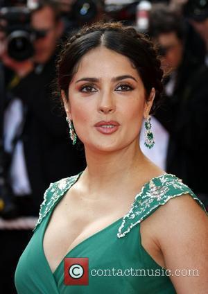 Salma Hayek The 2008 Cannes Film Festival - Day 5 'Indiana Jones 4' - Premiere Cannes, France - 18.05.08