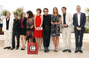 Jurors Apichatpong Weerasethakul, Alexandra Maria Lara, Alfonso Cuaron, Natalie Portman, Sean Penn and Sergio Castellitto