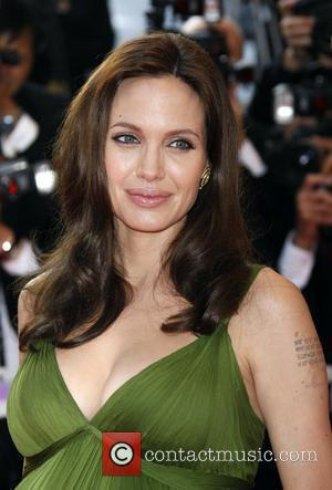 Jolie's Tiger Tattoo Is A Thrill For Her Kids