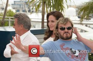 Angelina Jolie, Dustin Hoffman and Jack Black