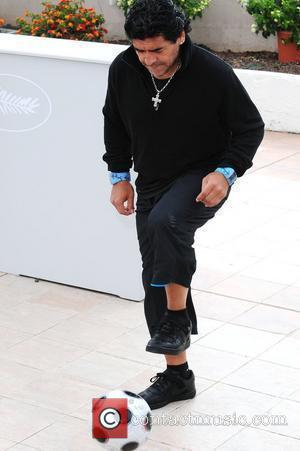 Maradona Sued By Son