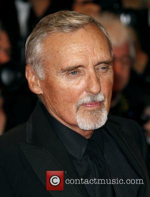 Dennis Hopper The 2008 Cannes Film Festival - Day 11 - 'The Palermo Shooting' - Premiere Cannes, France - 24.05.08