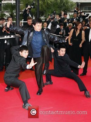 Drunk Jackie Chan Interrupts Concert