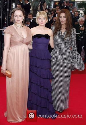 Catherine Keener, Michelle Williams and Samantha Morton