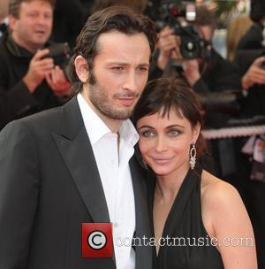 Emmanuelle Beart and guest The 2008 Cannes Film Festival - Day 10 - 'Synedoche, New York' - Premiere Cannes, France...