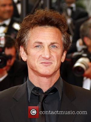 Bono, Sean Penn, Cannes Film Festival