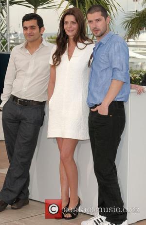 Chiara Mastroianni and guests The 2008 Cannes Film Festival - Day 3 'Un Conte De Noel' - photocall  Cannes,...