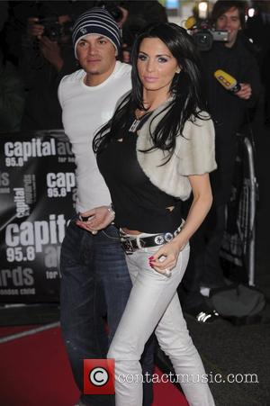 Peter Andre and Katie Price (aka Jordan)