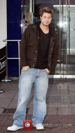 Duncan James leaving the Capital FM studios London, England - 04.02.08