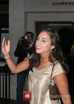 Shabnam Paryani  'Fashion Is Art' VIP Launch, held at Carbon - Arrivals London, England - 11.07.07