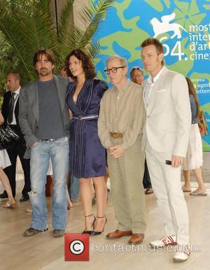 Woody Allen, Ewan McGregor, Venice Film Festival