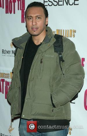 Aasif Mandvi  Opening Night performance of Cat On A Hot Tin Roof - Arrivals held at the Broadhurst Theatre....