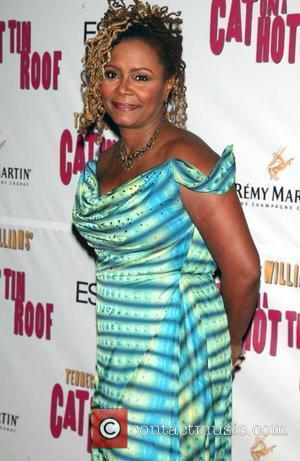 Tonya Pinkins at the arrivals for the Opening Night performance of Cat On A Hot Tin Roof at the Broadhurst...