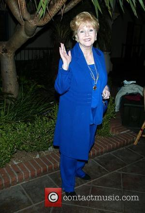 Debbie Reynolds Opening night after party for the new musical
