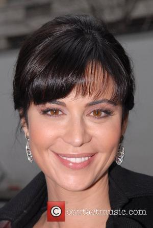 Catherine Bell outside Chelsea Studios for 'The Martha Stewart Show' New York City, USA - 17.01.08