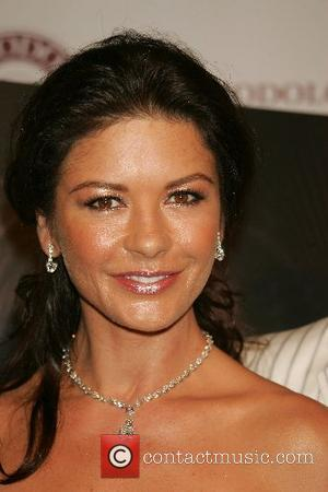 Catherine Zeta Jones celebrates her new role as the face of high-end jewelry brand Di Modolo New York City, USA...