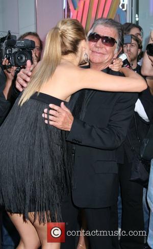 Petra Nemcova and Roberto Cavalli