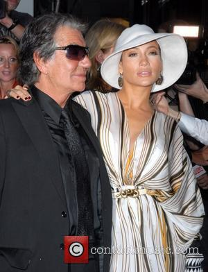 Jennifer Lopez And Roberto Cavalli. Just Cavalli Grand Opening Party.
