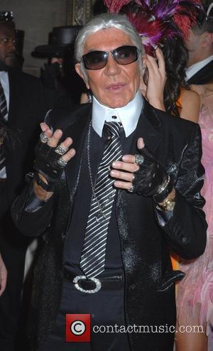 Roberto Cavalli  Roberto Cavalli Vodka and Giuseppe Cipriani host a Halloween party at Cipriani 42nd Street New York City,...