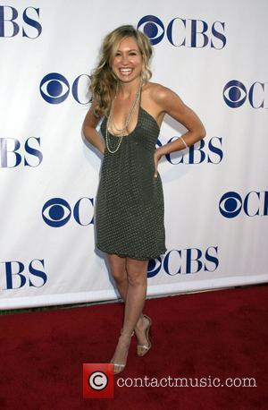 Sarah Carter CBS summer press tour 'Stars Party 2007' at the Wandsworth Theatre Westwood, California - 19.07.07