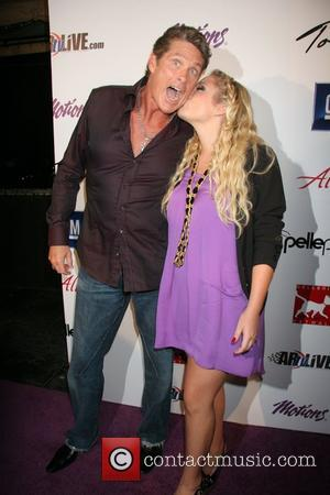 Hasselhoff Preferred Booze To Babes