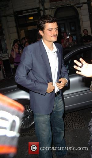 Jewel Bar, Orlando Bloom