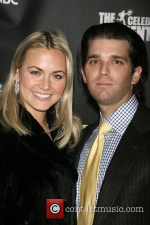 Vanessa Trump and Donald Trump Jr