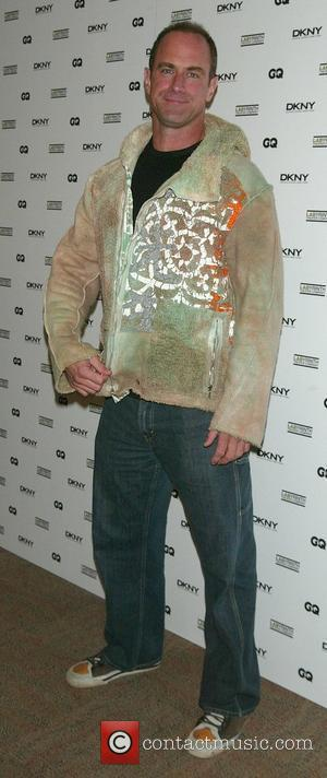Chris Meloni  5th Annual Labyrinth Theater Celebrity Charades held at St. Paul's Hall - Arrivals New York City, USA...