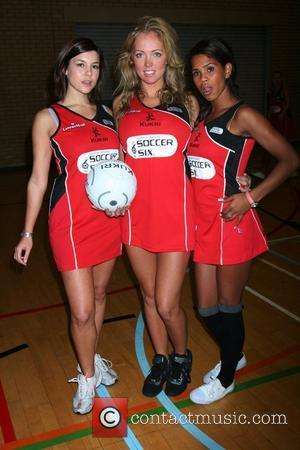 Imogen Thomas, Aisleyne Horgan-wallace and Charley Uchea