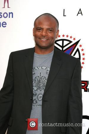 Warren Moon The Sports Dream Celebrity Poker Tournament at the Playboy Mansion Los Angeles, California - 10.07.07
