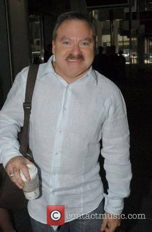 World-renowned psychic medium, James Van Praagh outside Fox studios after appearing on ' The Morning show with Mike and Juliet...