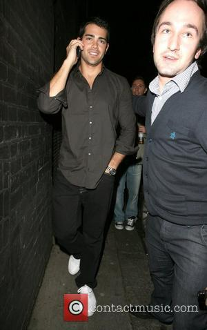 Jesse Metcalfe Arriving at G.A.Y held at the London Astoria London, England - 02.12.07