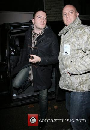 Shane Filan Arriving at G.A.Y held at the London Astoria London, England - 02.12.07