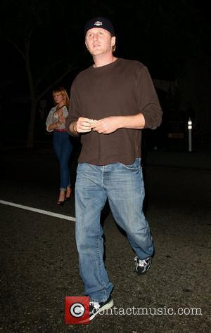 Michael Rapaport leaving the the Crown club Hollywood, California - 14.05.08