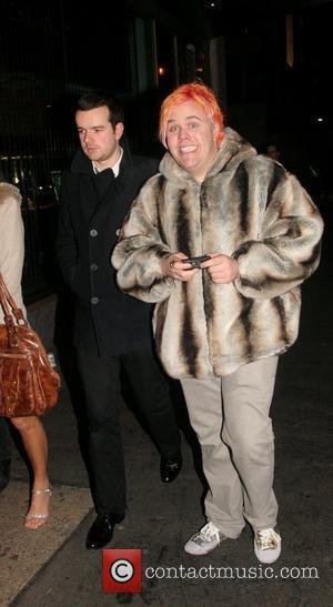 Perez Hilton and Bmg