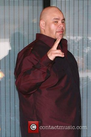 American rapper Fat Joe leaving his hotel Los Angeles, California - 14.03.08