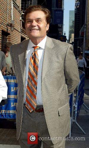 Fred Willard and David Letterman