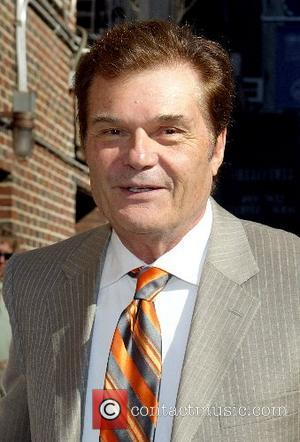 Fred Willard arrives outside Ed Sullivan Theatre for the 'Late Show With David Letterman' New York City, USA - 13.09.07