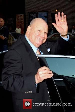 Don Rickles  outside Ed Sullivan Theatre for the 'Late Show With David Letterman' New York City, USA - 15.05.04