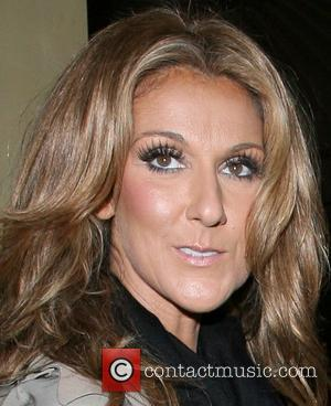 Celine Dion arrives back at her hotel, after her performance at the O2 Arena earlier in the evening. London, England...