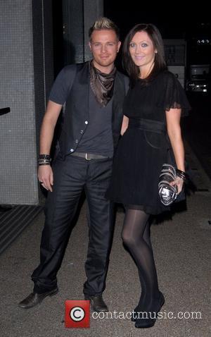 Nicky Byrne and Celine Dion