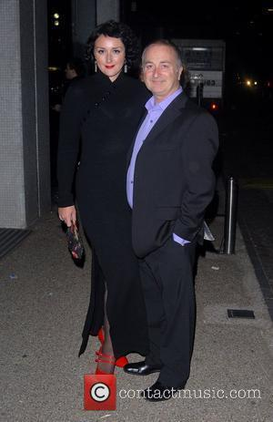 Tony Parsons and Celine Dion