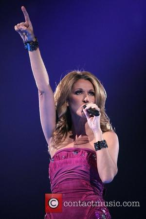 Manchester Evening News Arena, Celine Dion