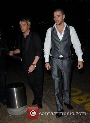 Shayne Ward and Celine Dion